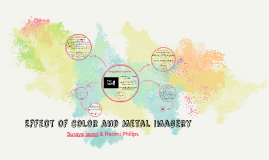 Effect of Color and Metal Imagery