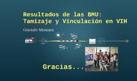Resultados BMU a Abril 2018