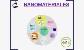 Copy of NANOMATERIALES