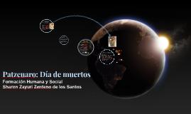 Patzcuaro: Día de muertos