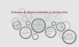 Sistemas de Representación en perspectiva