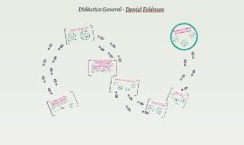 Copy of Didáctica Geneal - Daniel Feldman
