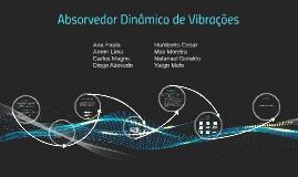 Absorvedor Dinâmico de Vibrações