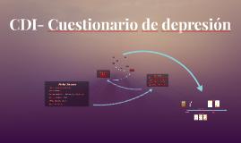 CDI- CUESTIONARIO DE DEPRESIÓN INFANTIL