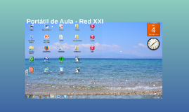 Portátil de Aula - Red XXI