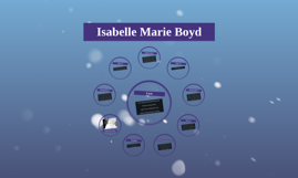 Isabelle Marie Boyd