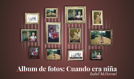 Spanish: Photo Album