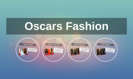 Copy of Oscars Fashion