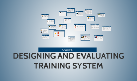 Copy of DESIGNING AND EVALUATING TRANING SYSTEM