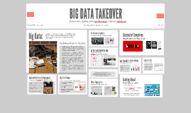 BIG DATA TAKEOVER