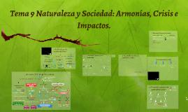 1. Relaciones entre naturaleza y sociedad