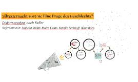 Silvesternacht 2015/16