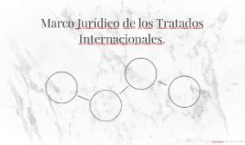 Marco Jurídico de los Tratados Internacionales.
