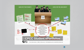Copy of CPCC Student ePortfolios