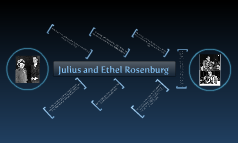 Julius an Ethel Rosenburg