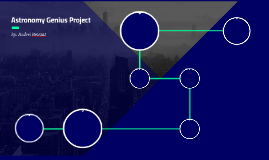 """Astronomy """"Genius"""" Project"""