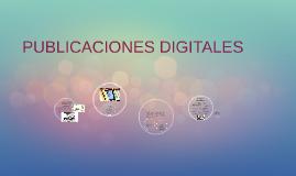 Copy of PUBLICACIONES DIGITALES