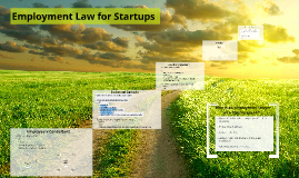 Employment Law for Startups