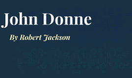 Copy of John Donne