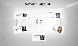 Salvador Dalì y Gala