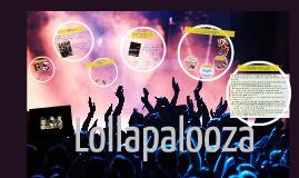 Copy of Lollapalooza
