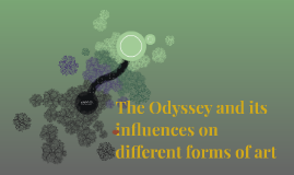 The Odyssey and its influences on different forms of art