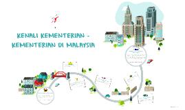 KENALI KEMENTERIAN - KEMENTERIAN DI MALAYSIA