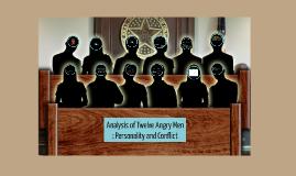 Copy of Analysis of Twelve Angry Men