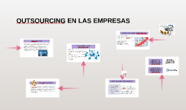 OUTSOURCING EN LAS EMPRESAS