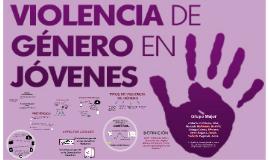 Violencia de género en jóvenes