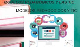 MODELOS PRDAGÓGICOS Y LAS TIC