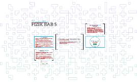 FIZIK BAB 5