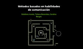 Metodos de Comunicacion :)