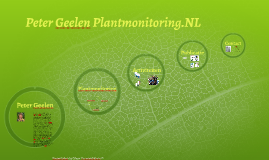 Copy of Plantmonitoring