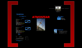 Playland Physics: ATMOSFEAR