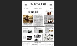 The Maxson Times