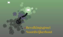 Bevolkingsgroei Noordwijkerhout