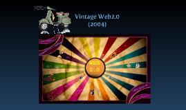 Presentación ICDEQuilmes  2011 Vintage Web 2.0