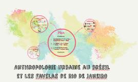 Anthropologie urbaine au brésil
