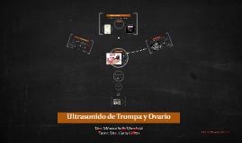 Ultrasonido de Trompas y Ovarios