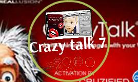 Crazy talk 6