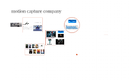 motion capture company
