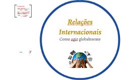 Relações Públicas Internacionais
