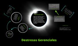Copy of Destrezas Gerenciales
