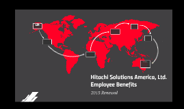 Hitachi Executive Presentation