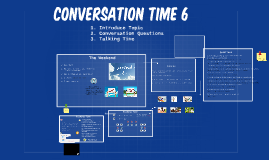 7 Fall Conversation Time