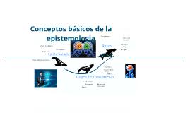 Copy of Conceptos Básicos de la Epistemologia