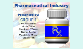 Copy of Pharmaceutical Industry