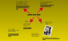 Science week@wss