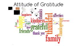 Emotional Fitness: Gratitude